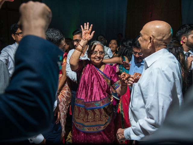 Rikesh and Pooja's Wedding in Cancun, Mexico 326