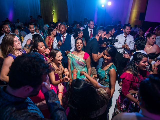 Rikesh and Pooja's Wedding in Cancun, Mexico 327