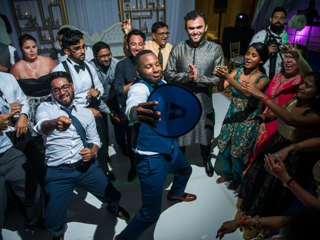 Rikesh and Pooja's Wedding in Cancun, Mexico 328