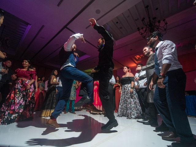 Rikesh and Pooja's Wedding in Cancun, Mexico 331