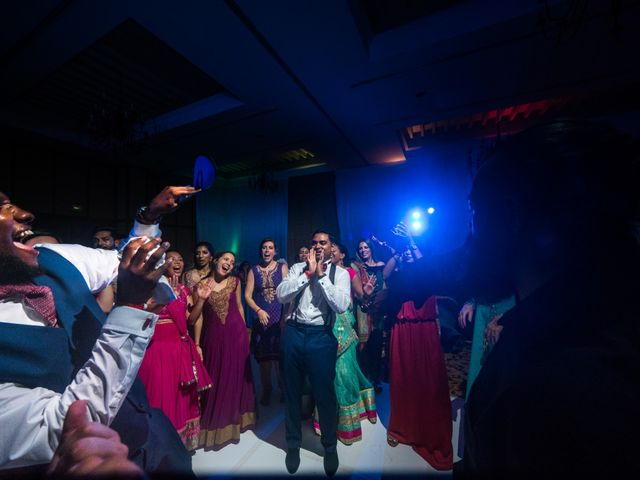 Rikesh and Pooja's Wedding in Cancun, Mexico 333
