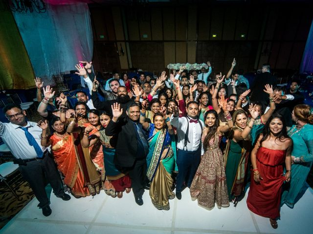 Rikesh and Pooja's Wedding in Cancun, Mexico 334