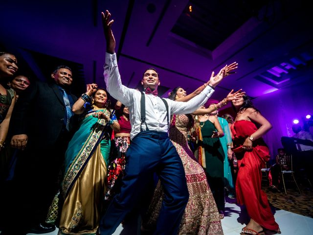 Rikesh and Pooja's Wedding in Cancun, Mexico 335