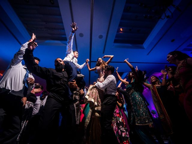 Rikesh and Pooja's Wedding in Cancun, Mexico 336
