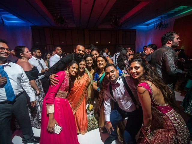 Rikesh and Pooja's Wedding in Cancun, Mexico 337