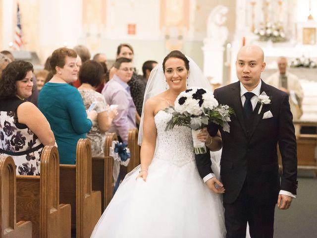 Khiem and Deana's Wedding in Cicero, New York 2