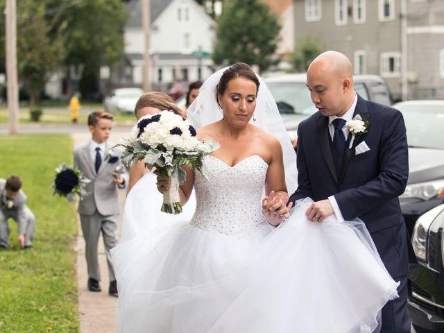 Khiem and Deana's Wedding in Cicero, New York 3