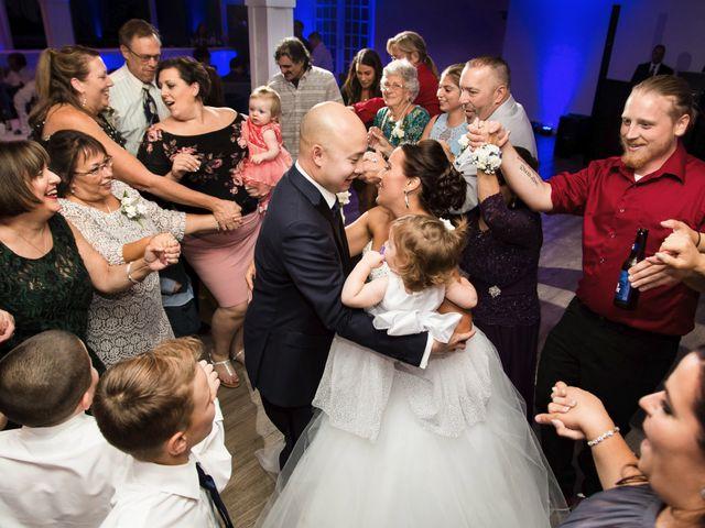 Khiem and Deana's Wedding in Cicero, New York 1