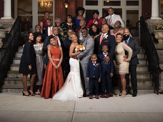 Rico Taylor and Brandi Taylor's Wedding in Smyrna, Georgia 8