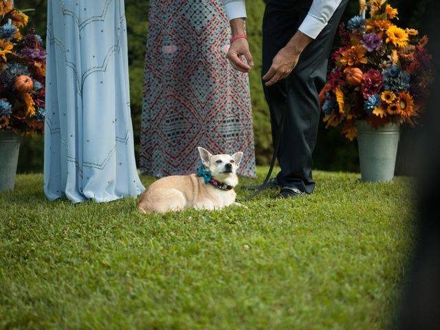 John and Megan's Wedding in Fairmont, West Virginia 4