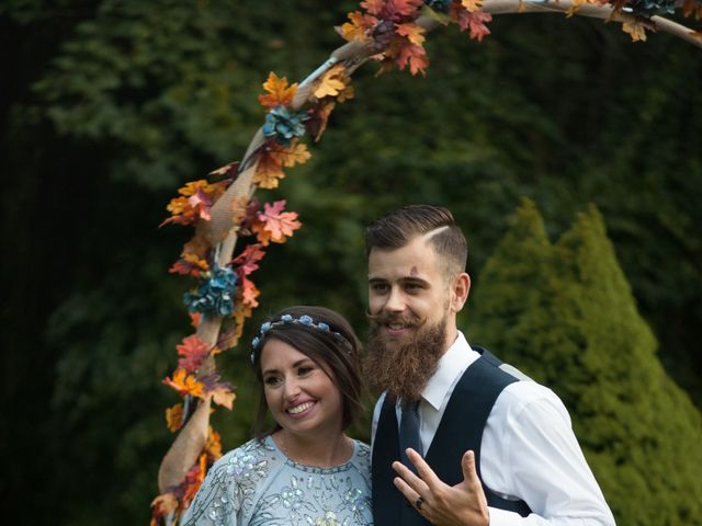 John and Megan's Wedding in Fairmont, West Virginia 5