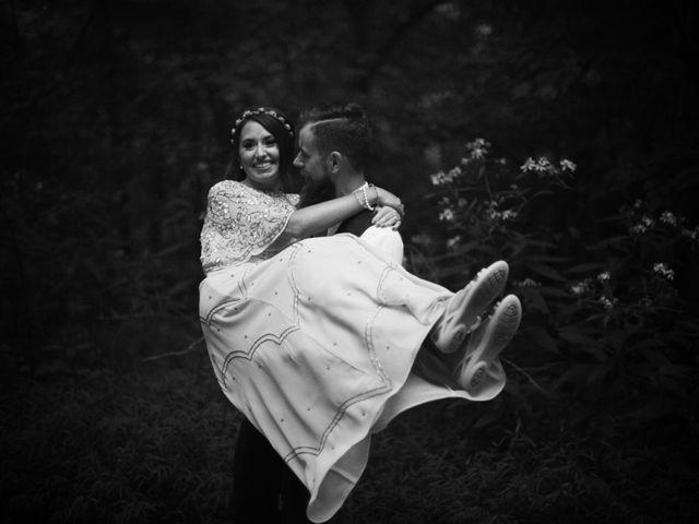 John and Megan's Wedding in Fairmont, West Virginia 1
