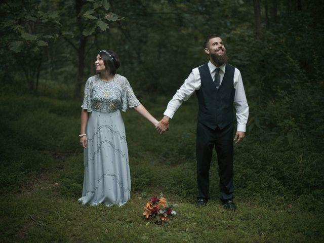 John and Megan's Wedding in Fairmont, West Virginia 11