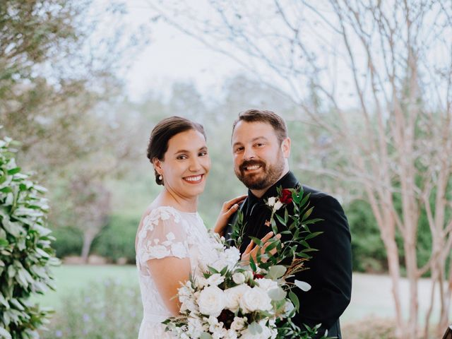 Christopher and Juanita's Wedding in Garner, North Carolina 7