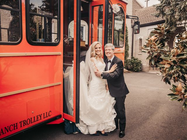Christopher and Melissa's Wedding in Red Bank, New Jersey 24