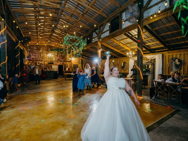 Kevin and Megan's Wedding in Thonotosassa, Florida 6