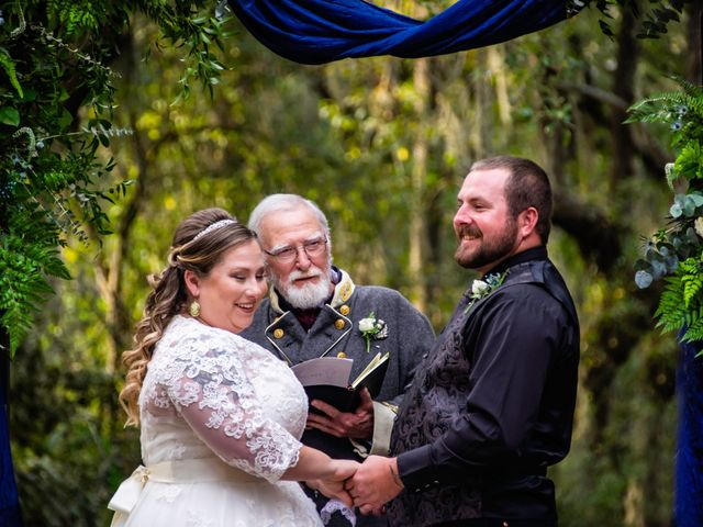 Kevin and Megan's Wedding in Thonotosassa, Florida 11