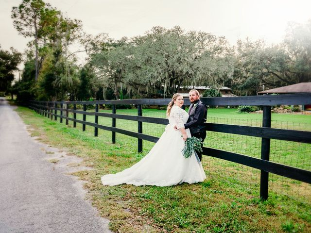Kevin and Megan's Wedding in Thonotosassa, Florida 16