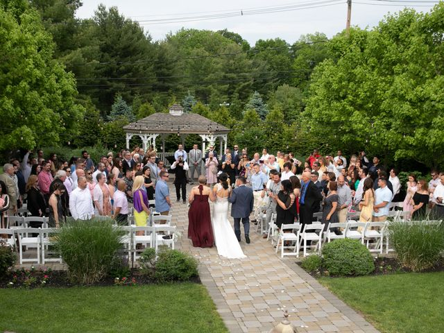 Christopher and Annelyse's Wedding in Warren, New Jersey 6