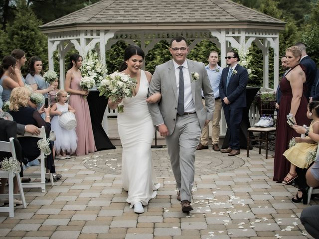 Christopher and Annelyse's Wedding in Warren, New Jersey 10