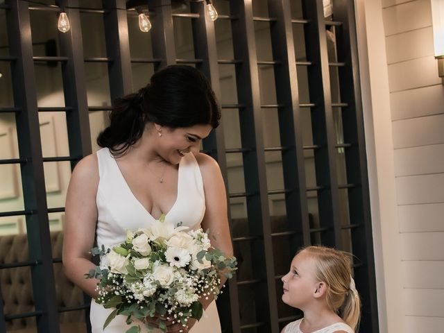 Christopher and Annelyse's Wedding in Warren, New Jersey 18