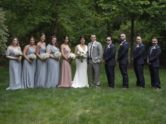 Christopher and Annelyse's Wedding in Warren, New Jersey 21