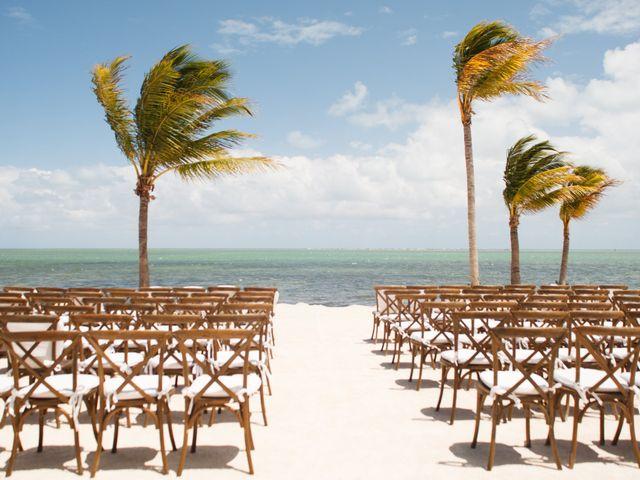 Rafael and Cindy's Wedding in Islamorada, Florida 1