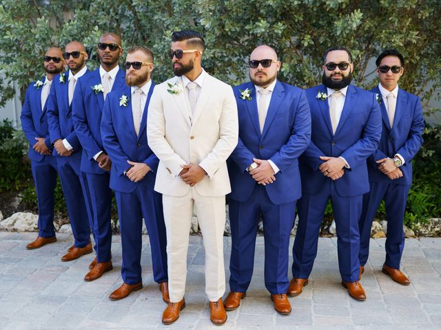 Rafael and Cindy's Wedding in Islamorada, Florida 3