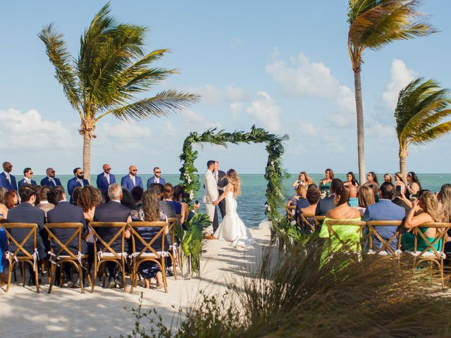 Rafael and Cindy's Wedding in Islamorada, Florida 13