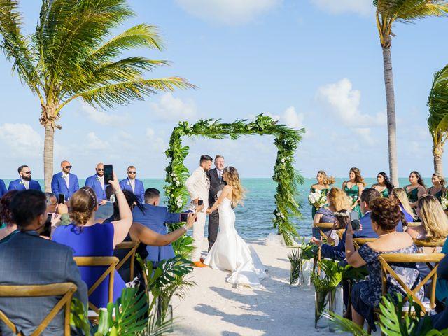Rafael and Cindy's Wedding in Islamorada, Florida 14
