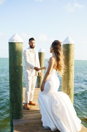 Rafael and Cindy's Wedding in Islamorada, Florida 16