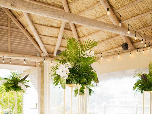 Rafael and Cindy's Wedding in Islamorada, Florida 29