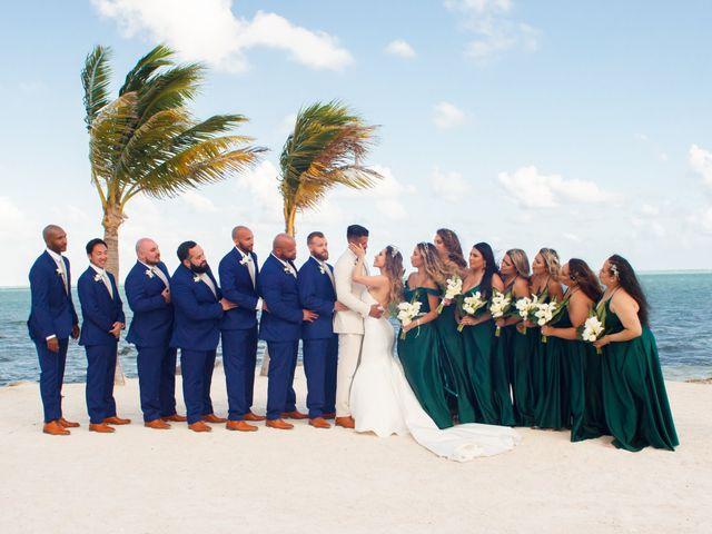 Rafael and Cindy's Wedding in Islamorada, Florida 33