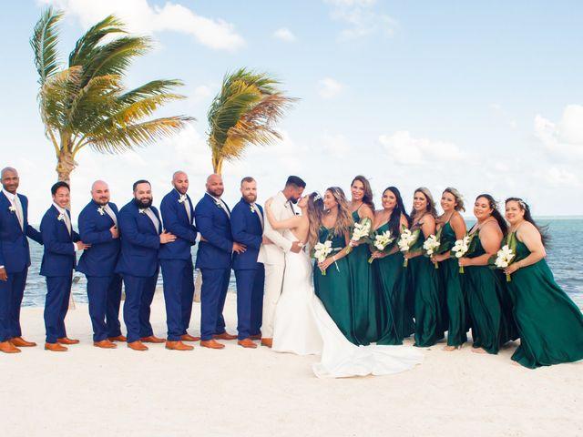 Rafael and Cindy's Wedding in Islamorada, Florida 34