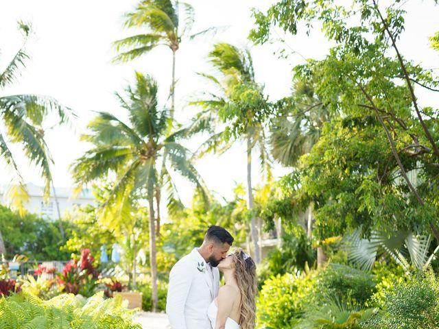 Rafael and Cindy's Wedding in Islamorada, Florida 36