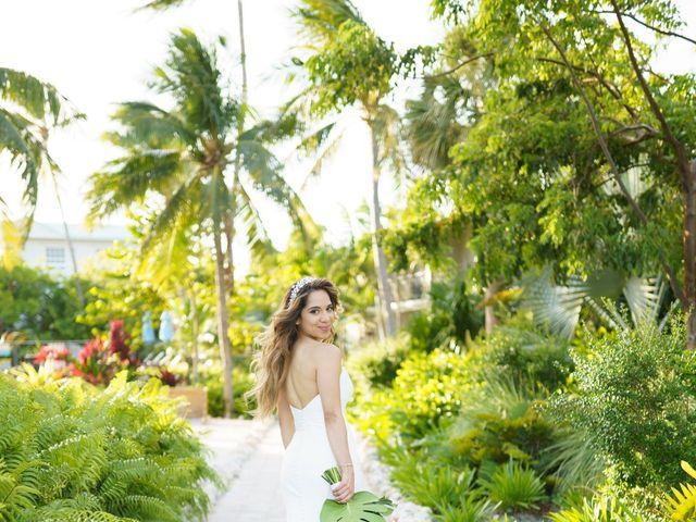 Rafael and Cindy's Wedding in Islamorada, Florida 37