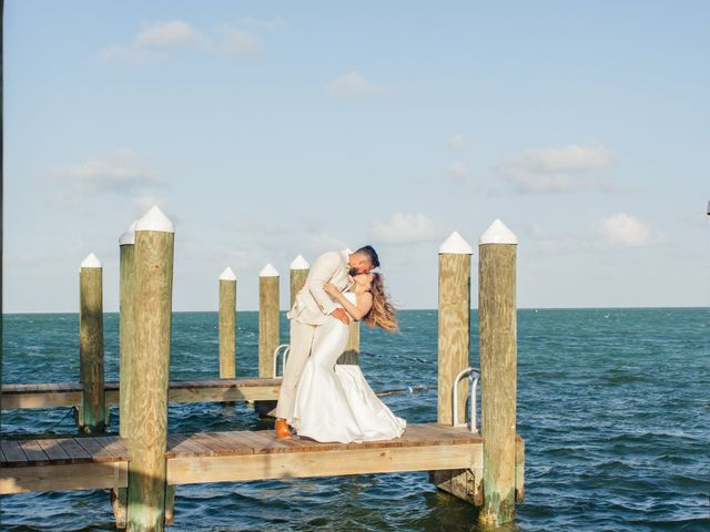 The wedding of Cindy and Rafael