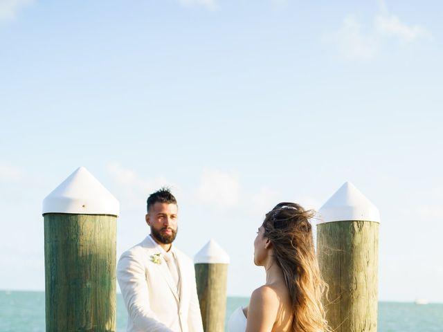 Rafael and Cindy's Wedding in Islamorada, Florida 39