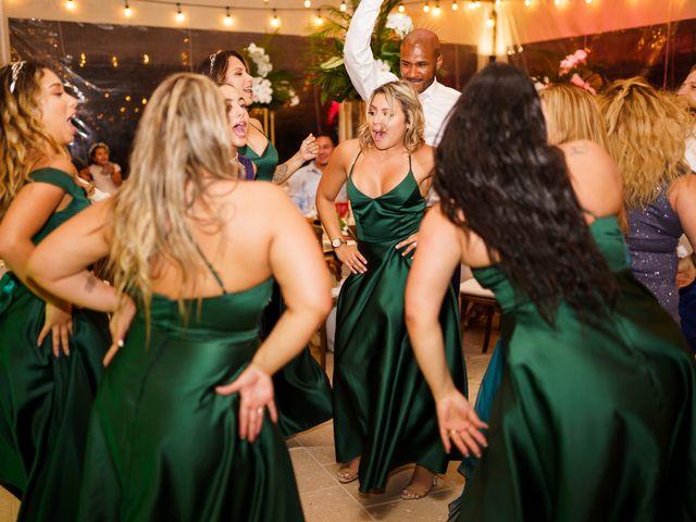 Rafael and Cindy's Wedding in Islamorada, Florida 40