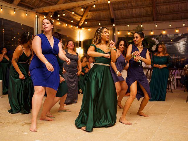 Rafael and Cindy's Wedding in Islamorada, Florida 43