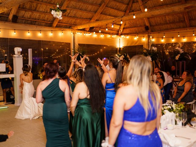 Rafael and Cindy's Wedding in Islamorada, Florida 47