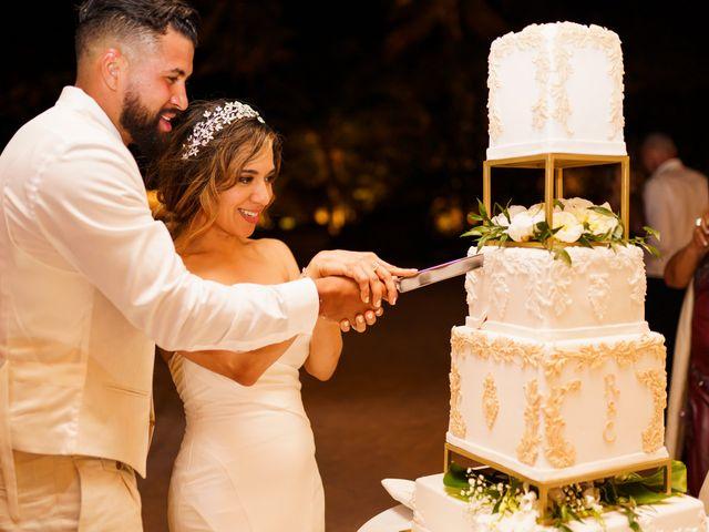 Rafael and Cindy's Wedding in Islamorada, Florida 48