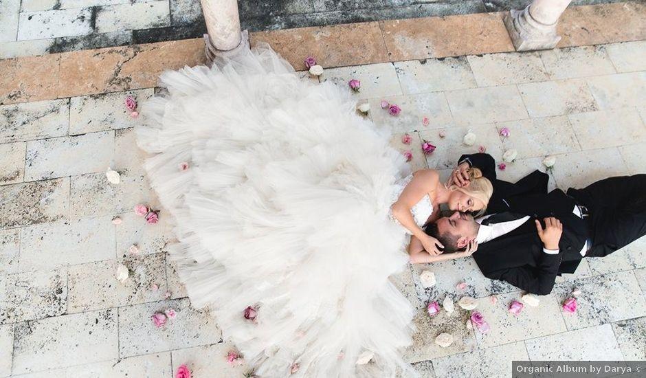 Valentine and Julia's Wedding in Sarasota, Florida
