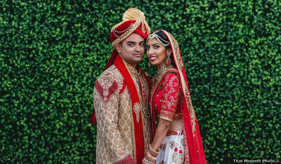 Rikesh and Pooja's Wedding in Cancun, Mexico