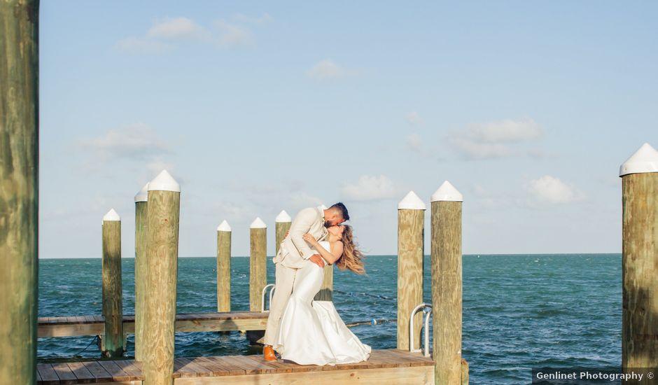 Rafael and Cindy's Wedding in Islamorada, Florida