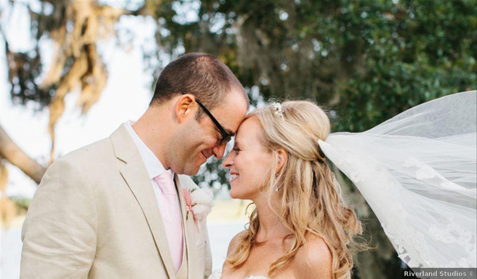 Jessica and Ryan's Wedding in Hollywood, South Carolina