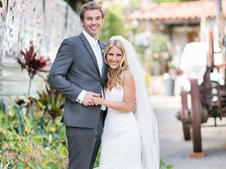 The wedding of Matt and Sydney