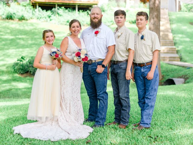 Johnny and Stephanie's Wedding in Seguin, Texas 2
