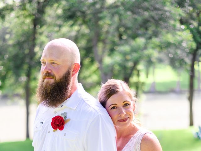 Johnny and Stephanie's Wedding in Seguin, Texas 1
