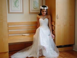 David and Julie's Wedding in Garrison, New York 9